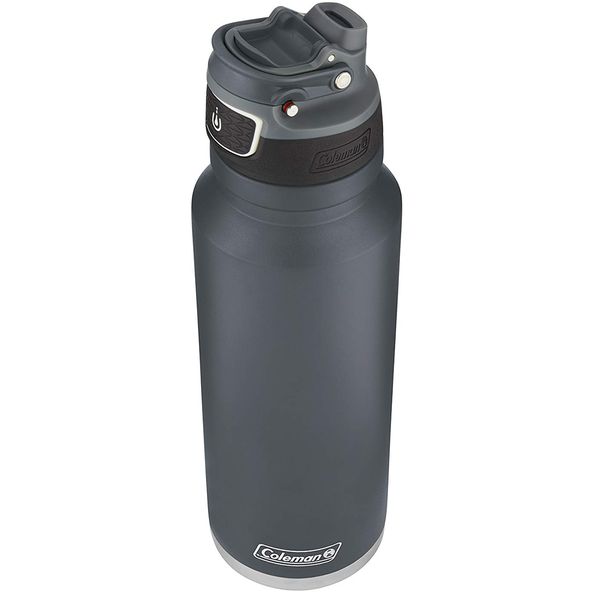 thumbnail 24 - Coleman 40 oz. Free Flow Autoseal Insulated Stainless Steel Water Bottle