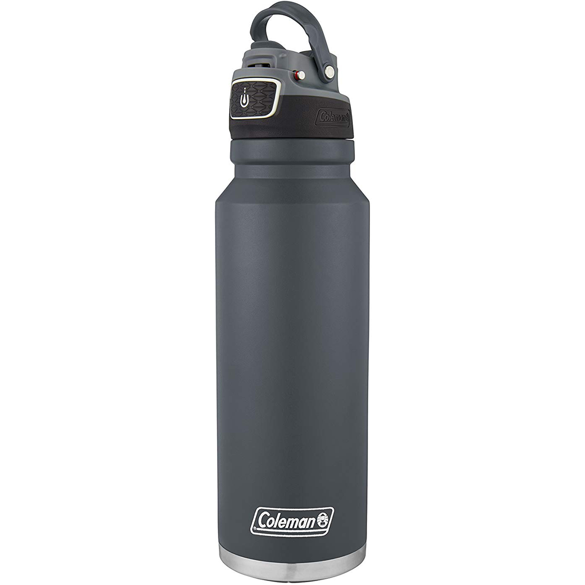 thumbnail 25 - Coleman 40 oz. Free Flow Autoseal Insulated Stainless Steel Water Bottle