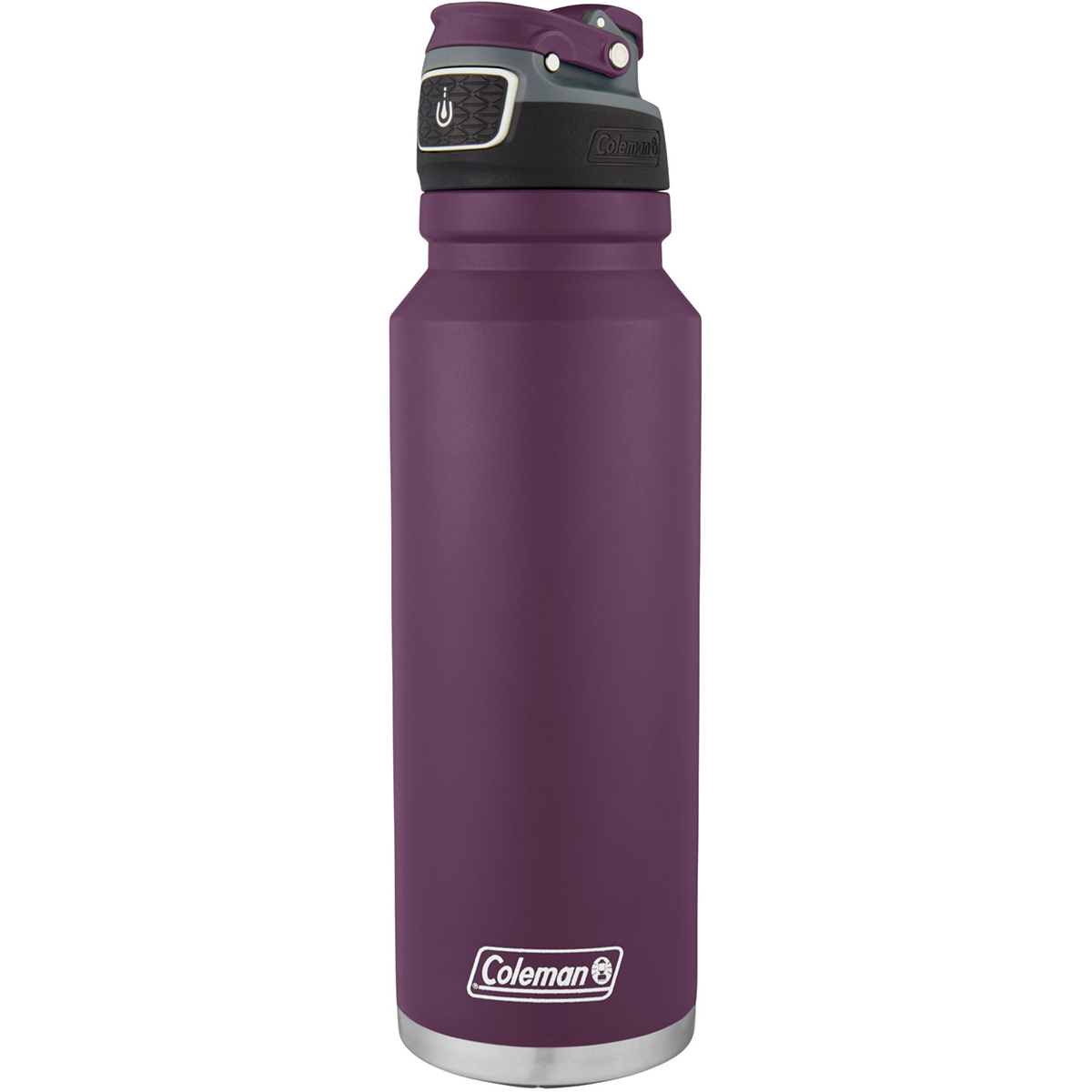 thumbnail 27 - Coleman 40 oz. Free Flow Autoseal Insulated Stainless Steel Water Bottle