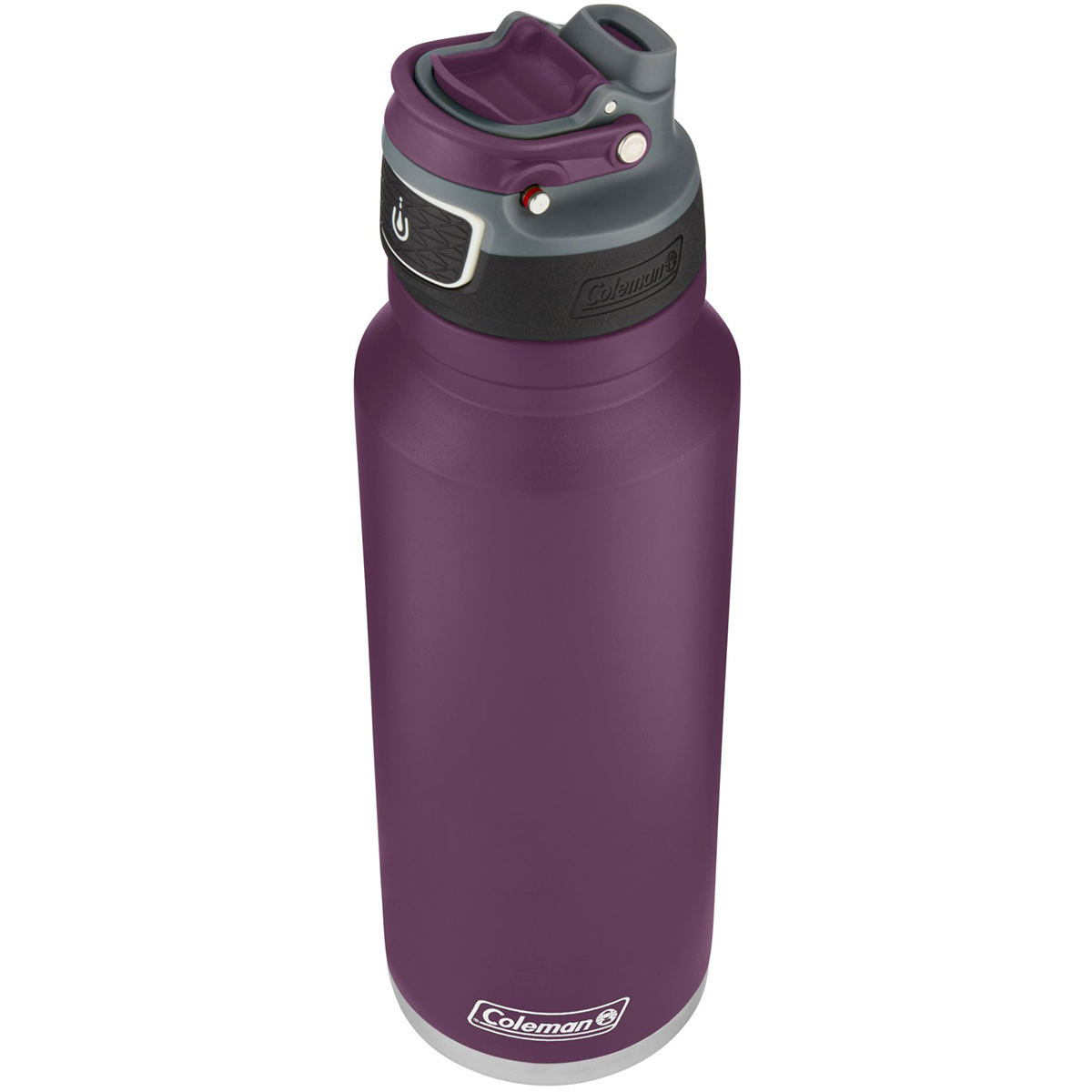 thumbnail 28 - Coleman 40 oz. Free Flow Autoseal Insulated Stainless Steel Water Bottle