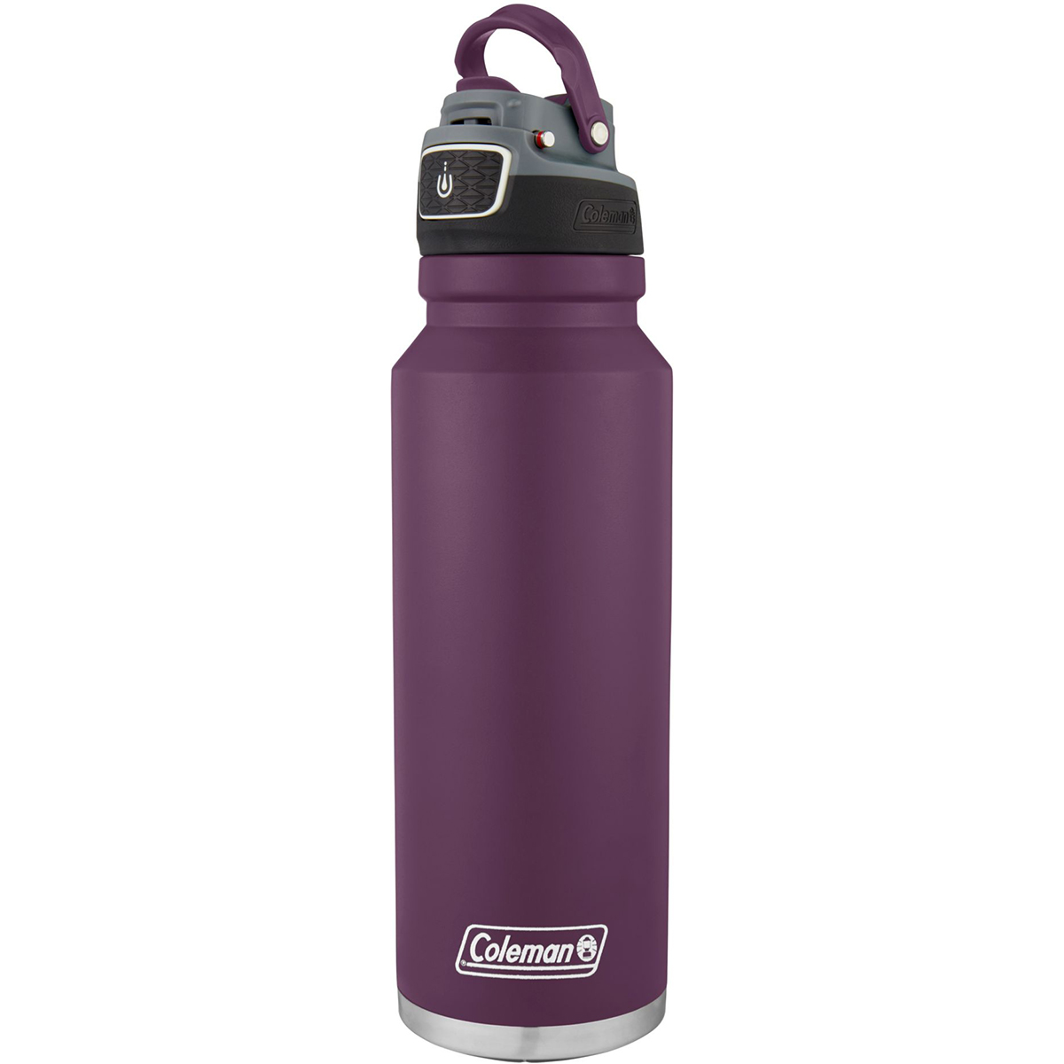 thumbnail 29 - Coleman 40 oz. Free Flow Autoseal Insulated Stainless Steel Water Bottle