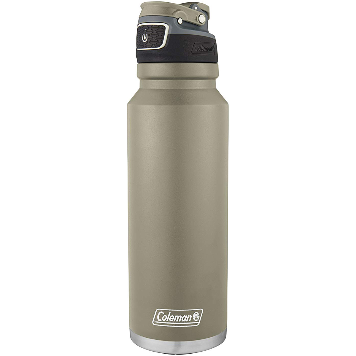 thumbnail 15 - Coleman 40 oz. Free Flow Autoseal Insulated Stainless Steel Water Bottle