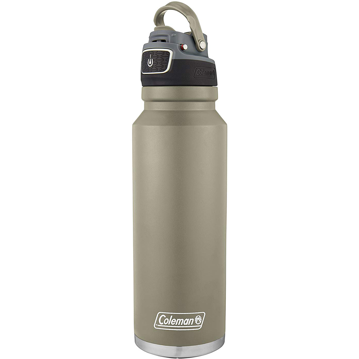 thumbnail 17 - Coleman 40 oz. Free Flow Autoseal Insulated Stainless Steel Water Bottle
