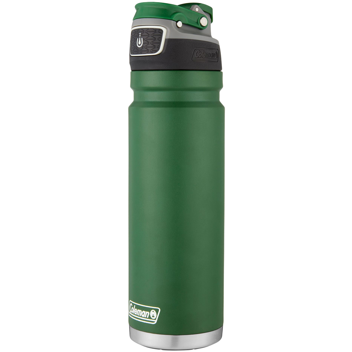 Coleman-24-oz-Free-Flow-Autoseal-Insulated-Stainless-Steel-Water-Bottle thumbnail 7