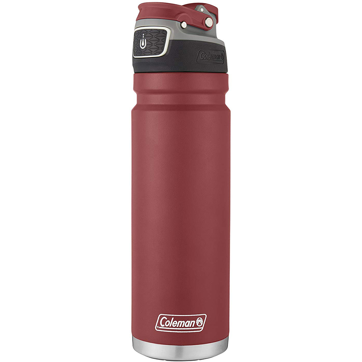 Coleman-24-oz-Free-Flow-Autoseal-Insulated-Stainless-Steel-Water-Bottle thumbnail 11