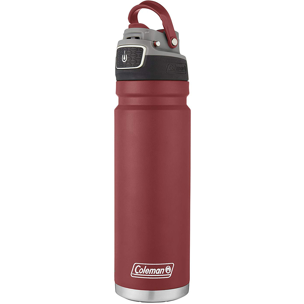 Coleman-24-oz-Free-Flow-Autoseal-Insulated-Stainless-Steel-Water-Bottle thumbnail 13