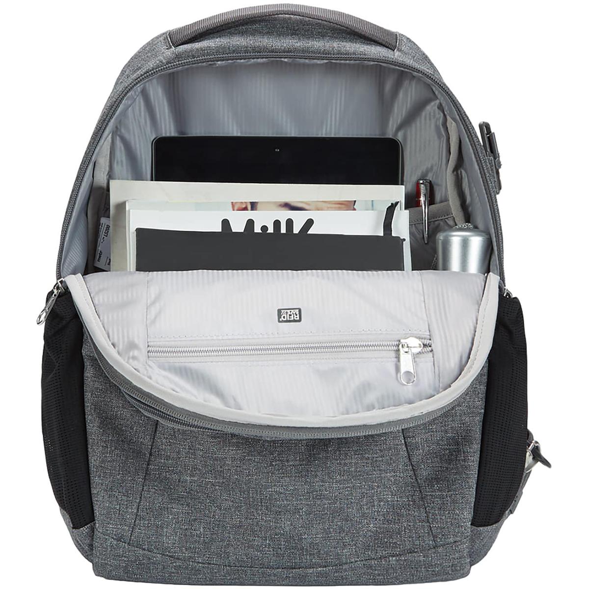 PacSafe-MetroSafe-LS350-Anti-Theft-15L-Backpack miniature 10