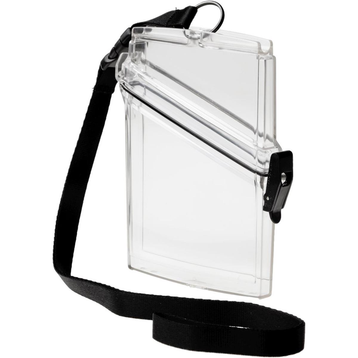 Witz-Passport-Locker-Lightweight-Waterproof-Sport-Case-with-Lanyard miniature 7