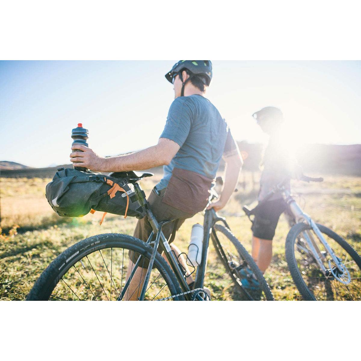 Polar Bottle 20 oz Breakaway Bike Sport Water Bottle Teal//Silver