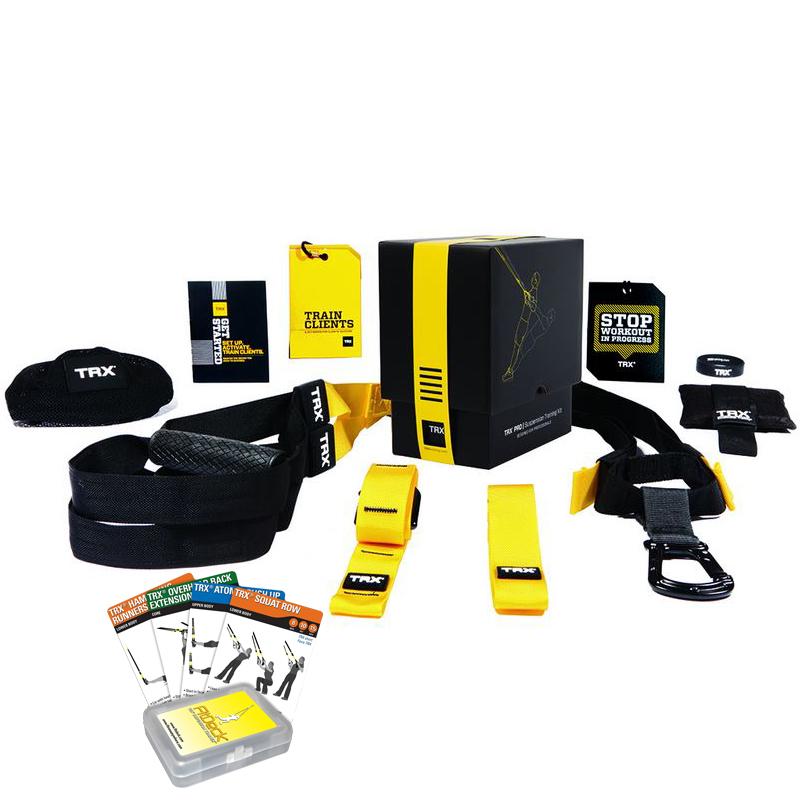 Trx Trainer For Sale: TRX Pro Suspension Training Kit For Sale Online