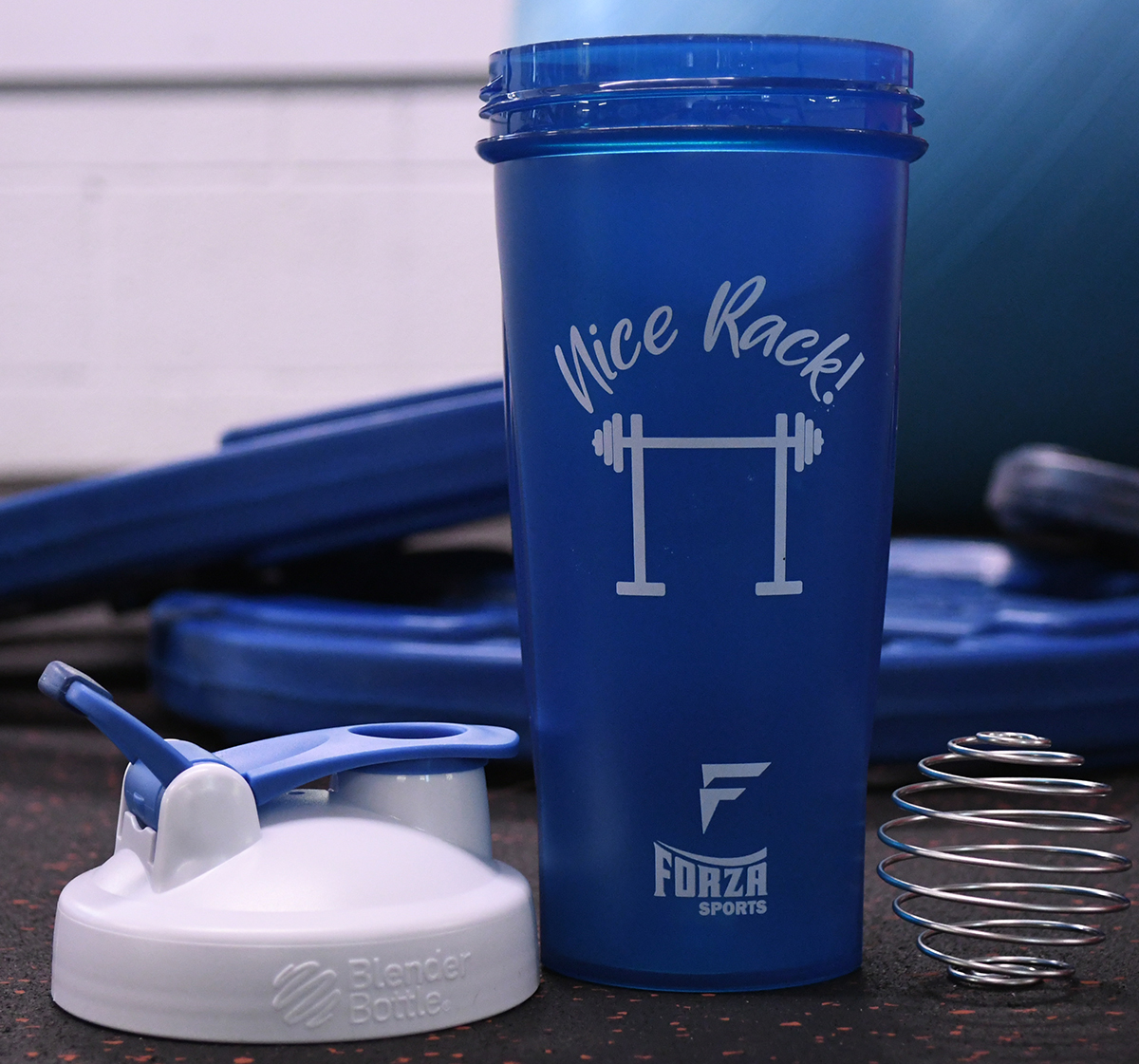 Blender-Bottle-x-Forza-Sports-Classic-28-oz-Shaker-Mixer-Cup-with-Loop-Top thumbnail 42