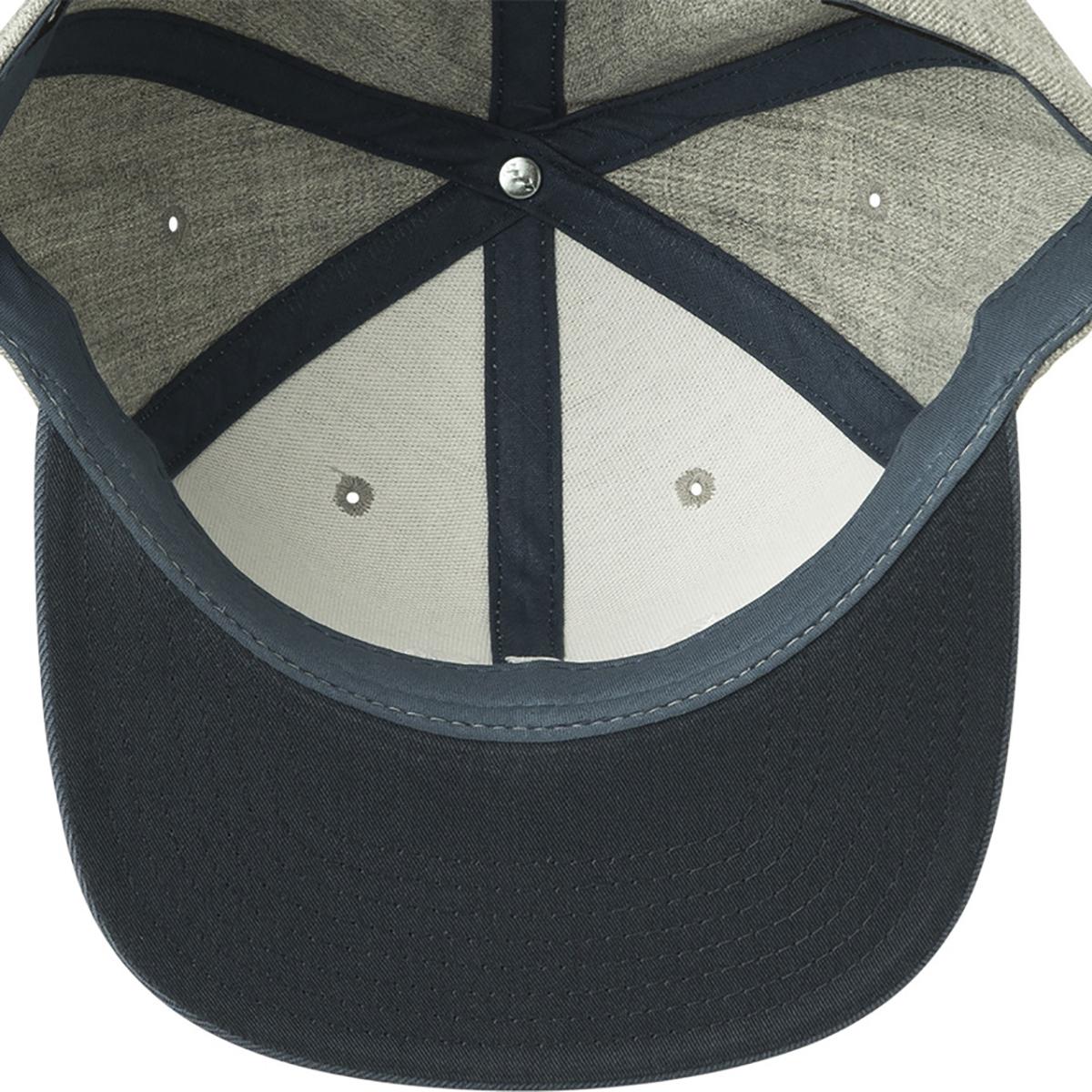 RVCA VA Snapback II Adjustable Mid-Fit Hat  251f5c396848