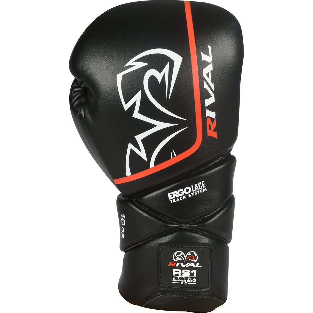 thumbnail 3 - Rival-Boxing-RS1-2-0-Ultra-Pro-Lace-Up-Sparring-Gloves