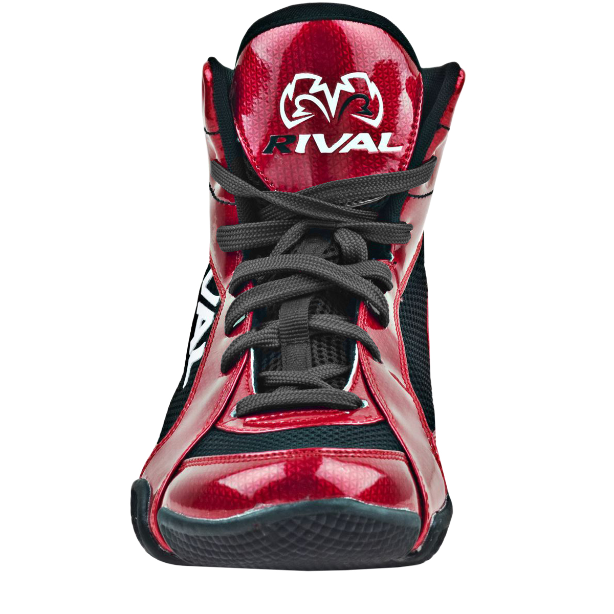 Rival Boxing Shoes (Lo Top Guerrero) Red Black similar to