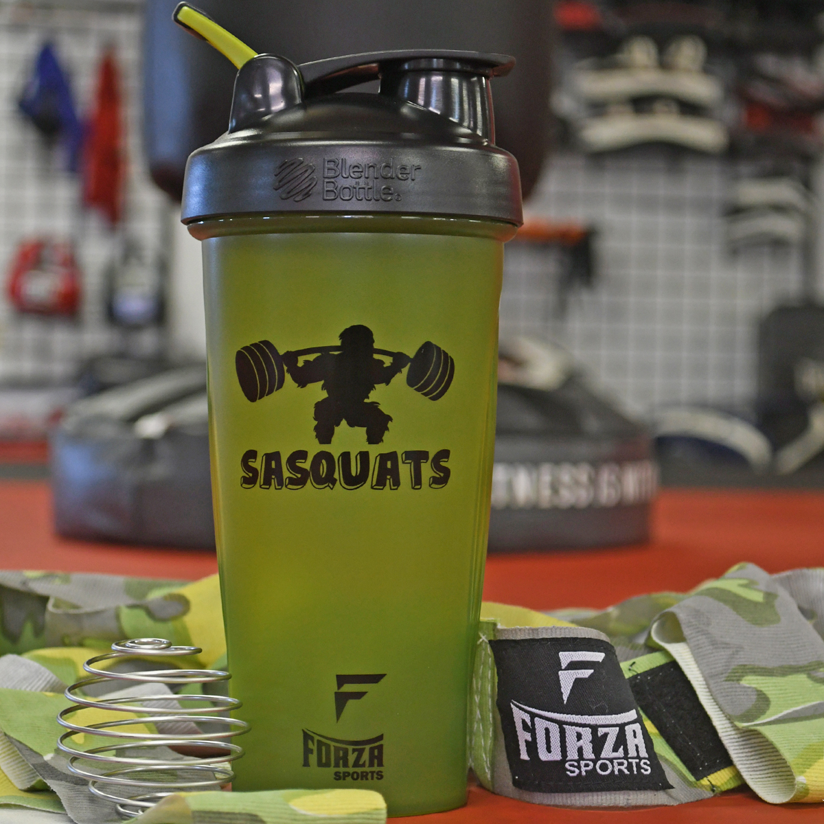 Blender-Bottle-x-Forza-Sports-Classic-28-oz-Shaker-Mixer-Cup-with-Loop-Top thumbnail 46