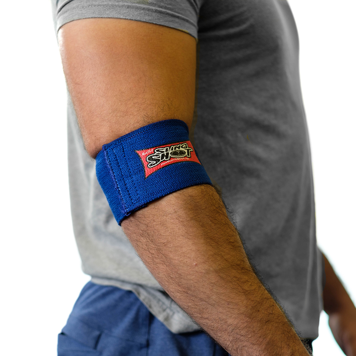 Sling-Shot-Compression-Cuff-Upper-Body-by-Mark-Bell-Elastic-joint-support-band thumbnail 7