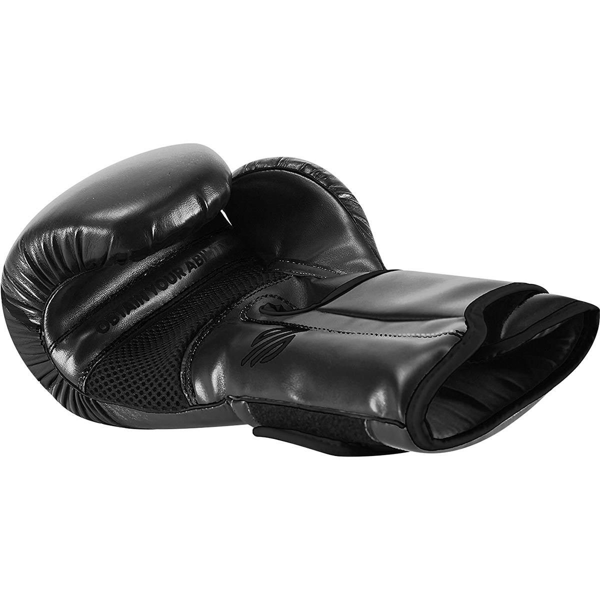 thumbnail 4 - Sanabul Essential Gel Training Boxing Gloves