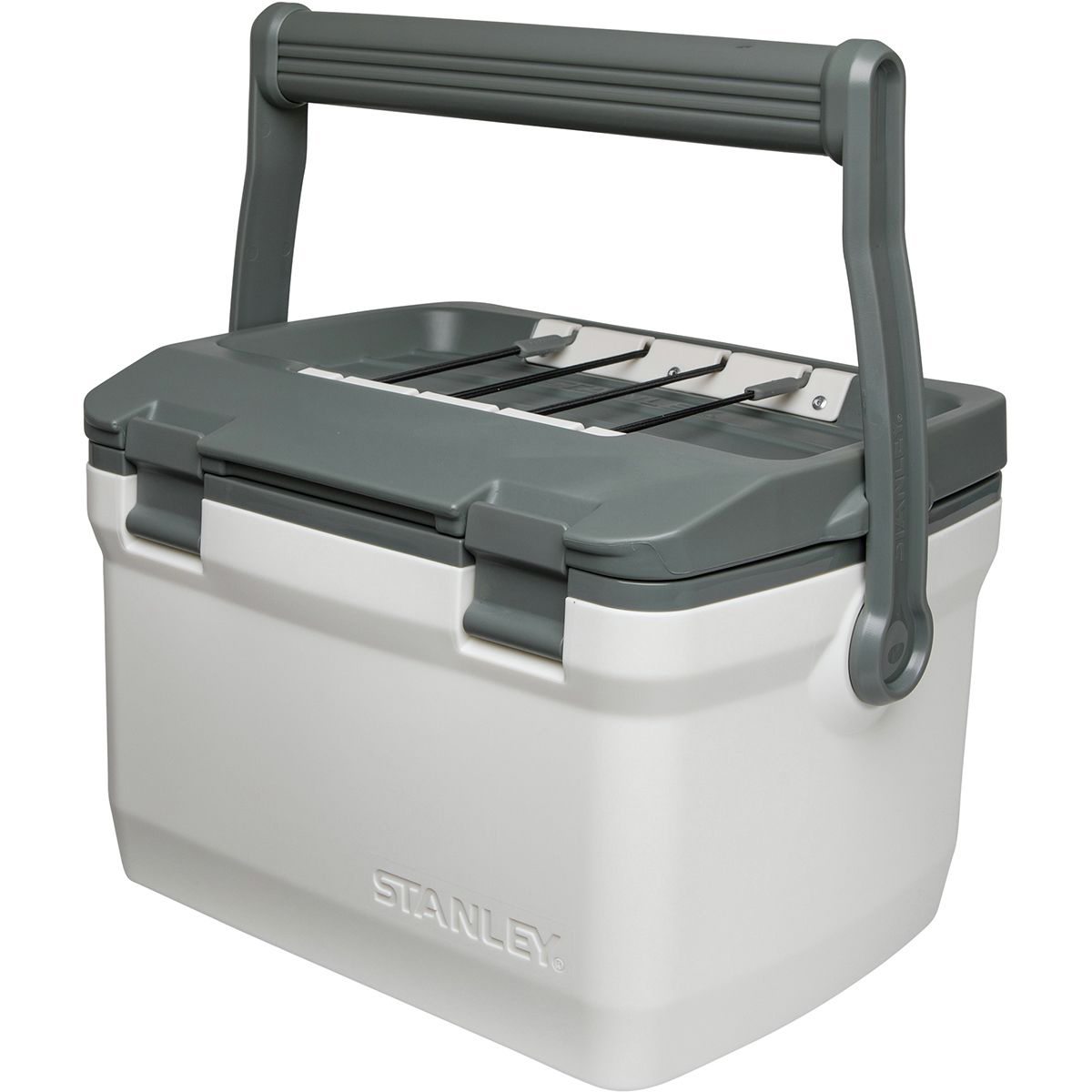 Stanley-Adventure-7-qt-Easy-Carry-Foam-Insulated-Outdoor-Cooler thumbnail 9