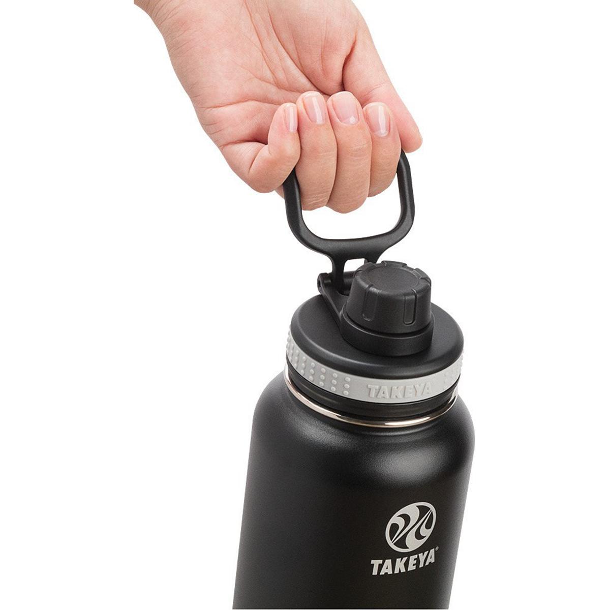 Takeya-Originals-32-oz-Insulated-Stainless-Steel-Water-Bottle thumbnail 5
