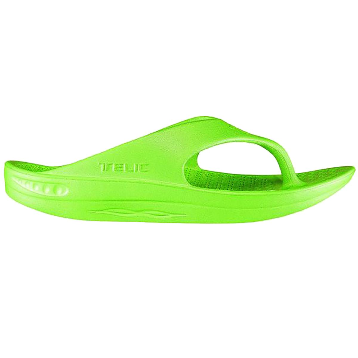 Telic-Unisex-Signature-Style-Arch-Support-Pain-Relief-Flip-Flops thumbnail 21