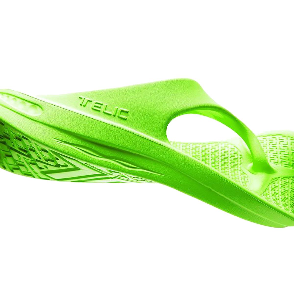 Telic-Unisex-Signature-Style-Arch-Support-Pain-Relief-Flip-Flops thumbnail 25