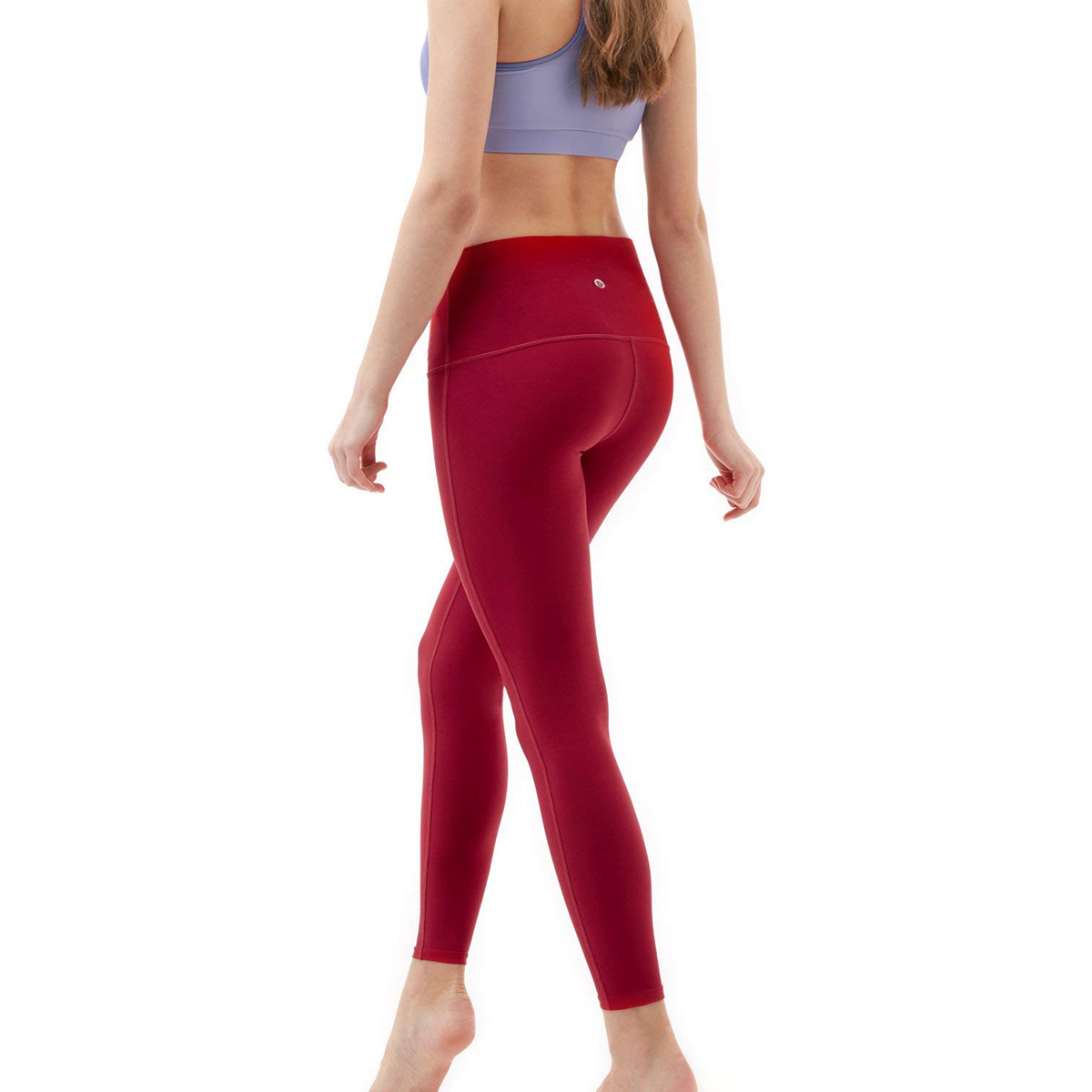 thumbnail 29 - TSLA Tesla FYP52 Women's High-Waisted Ultra-Stretch Tummy Control Yoga Pants
