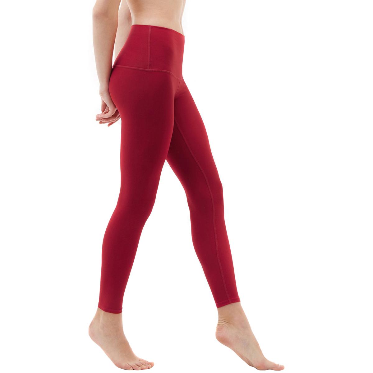 thumbnail 26 - TSLA Tesla FYP52 Women's High-Waisted Ultra-Stretch Tummy Control Yoga Pants