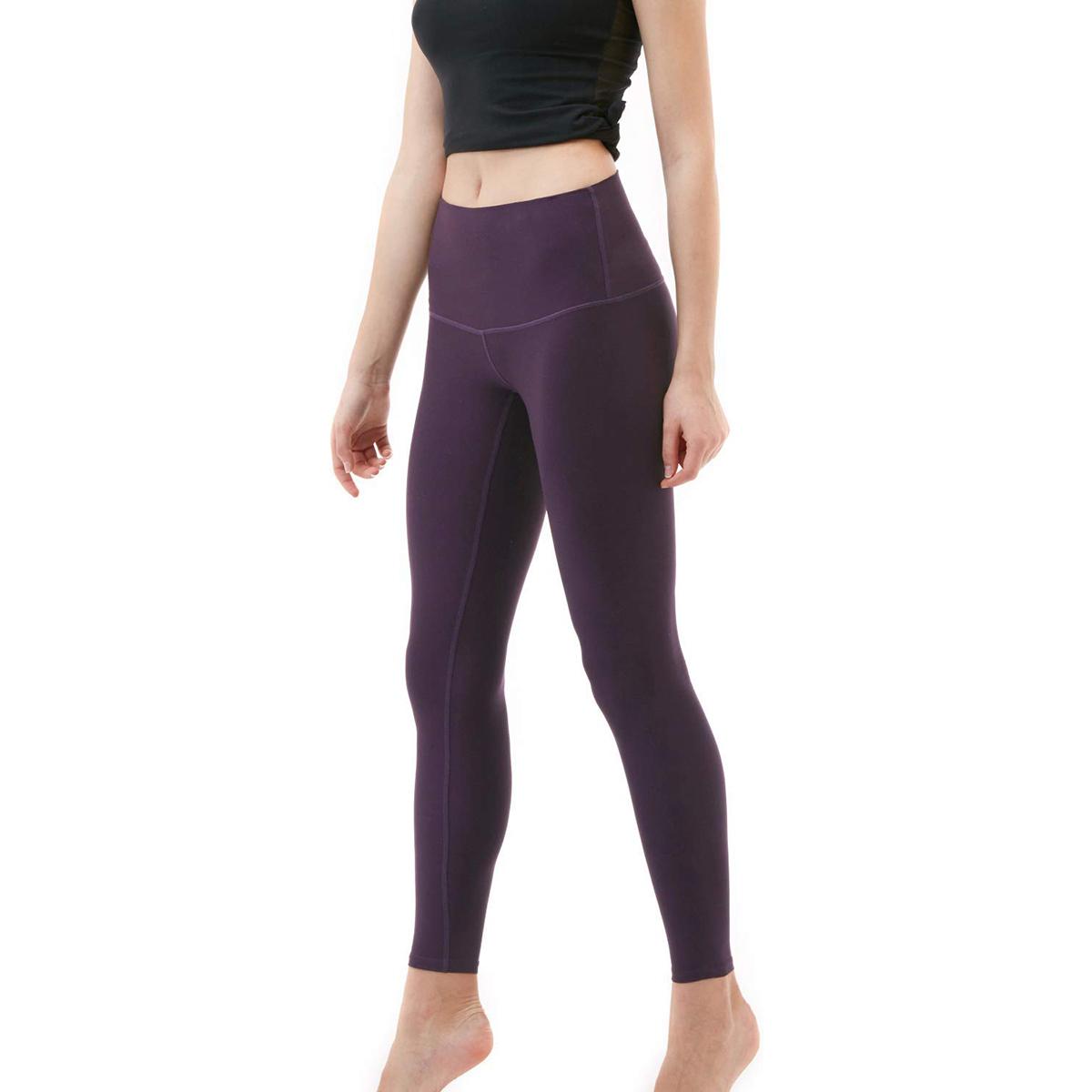 thumbnail 23 - TSLA Tesla FYP52 Women's High-Waisted Ultra-Stretch Tummy Control Yoga Pants