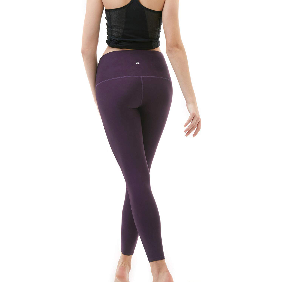 thumbnail 24 - TSLA Tesla FYP52 Women's High-Waisted Ultra-Stretch Tummy Control Yoga Pants