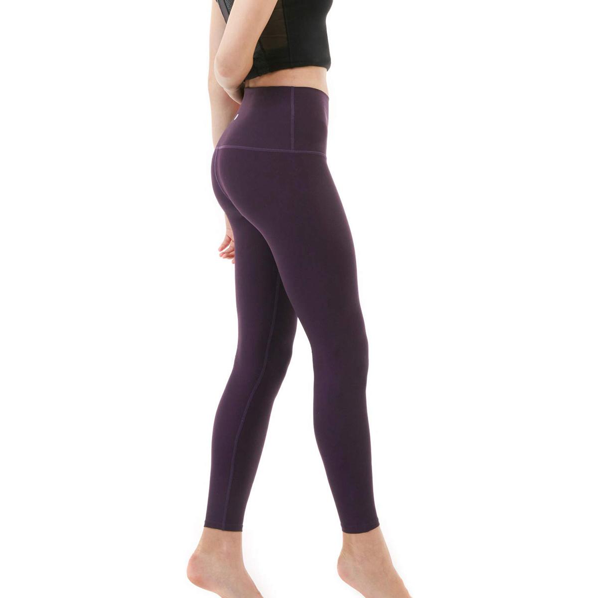 thumbnail 25 - TSLA Tesla FYP52 Women's High-Waisted Ultra-Stretch Tummy Control Yoga Pants