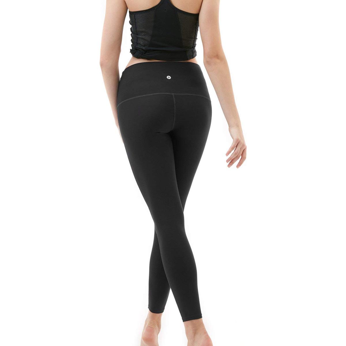 thumbnail 17 - TSLA Tesla FYP52 Women's High-Waisted Ultra-Stretch Tummy Control Yoga Pants