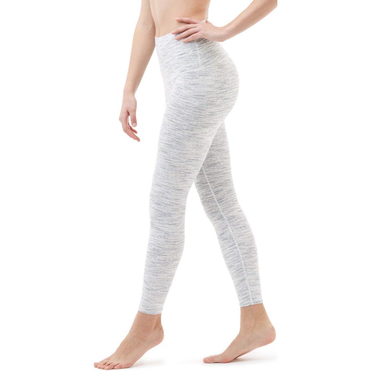 thumbnail 37 - TSLA Tesla FYP52 Women's High-Waisted Ultra-Stretch Tummy Control Yoga Pants