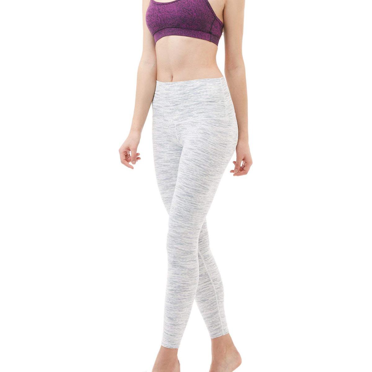 thumbnail 39 - TSLA Tesla FYP52 Women's High-Waisted Ultra-Stretch Tummy Control Yoga Pants