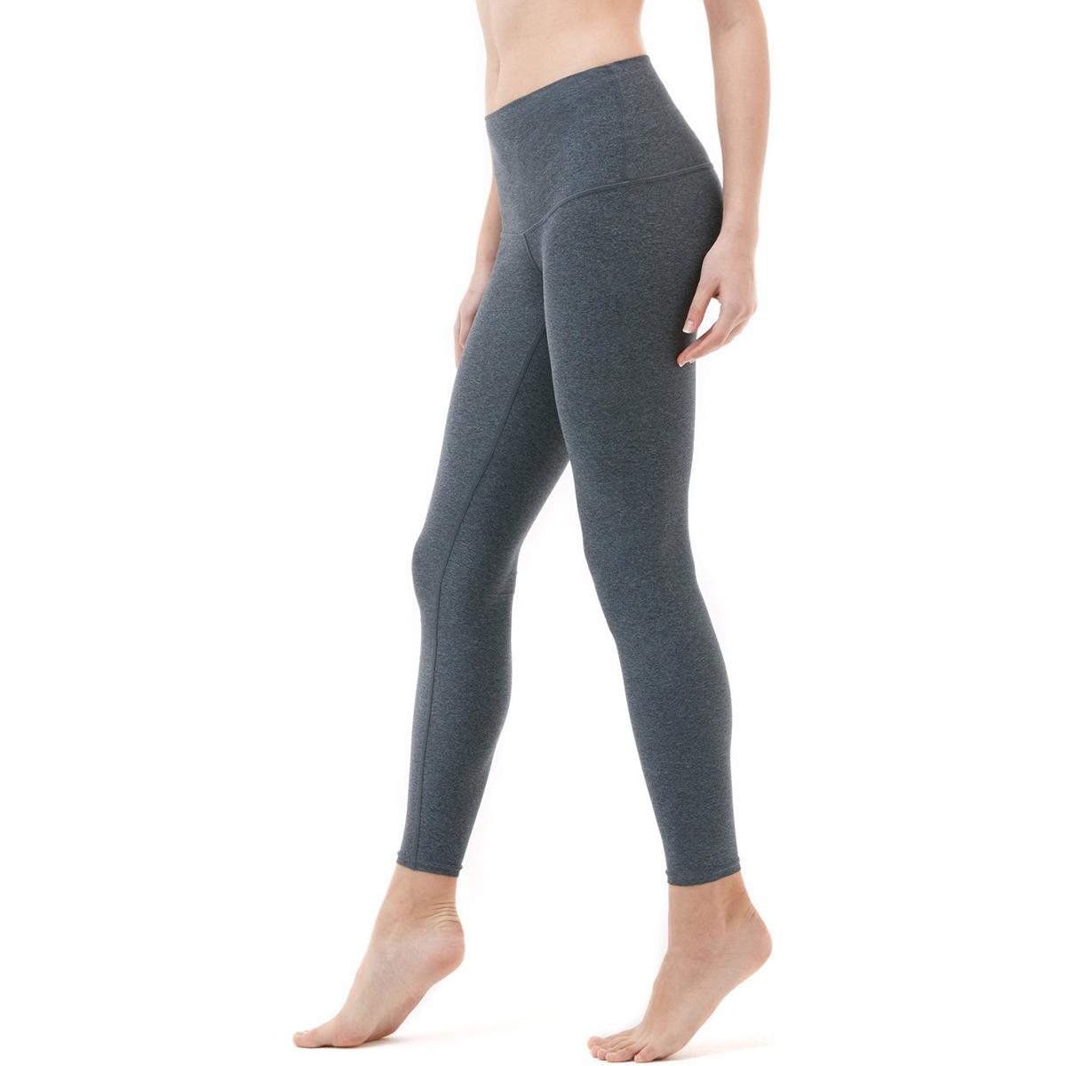 thumbnail 8 - TSLA Tesla FYP52 Women's High-Waisted Ultra-Stretch Tummy Control Yoga Pants