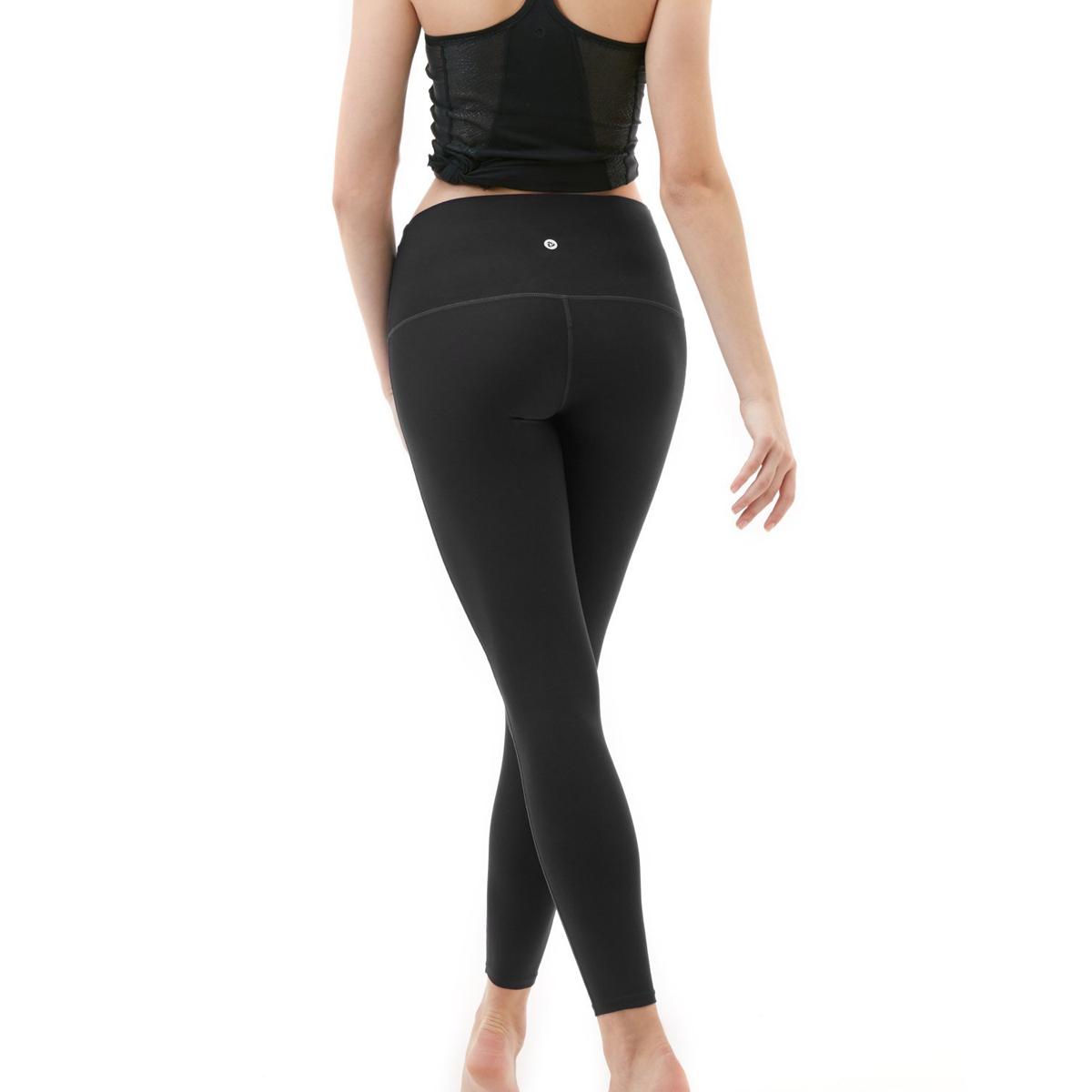 thumbnail 22 - TSLA Tesla FYP42 Women's High-Waisted Ultra-Stretch Tummy Control Yoga Pants