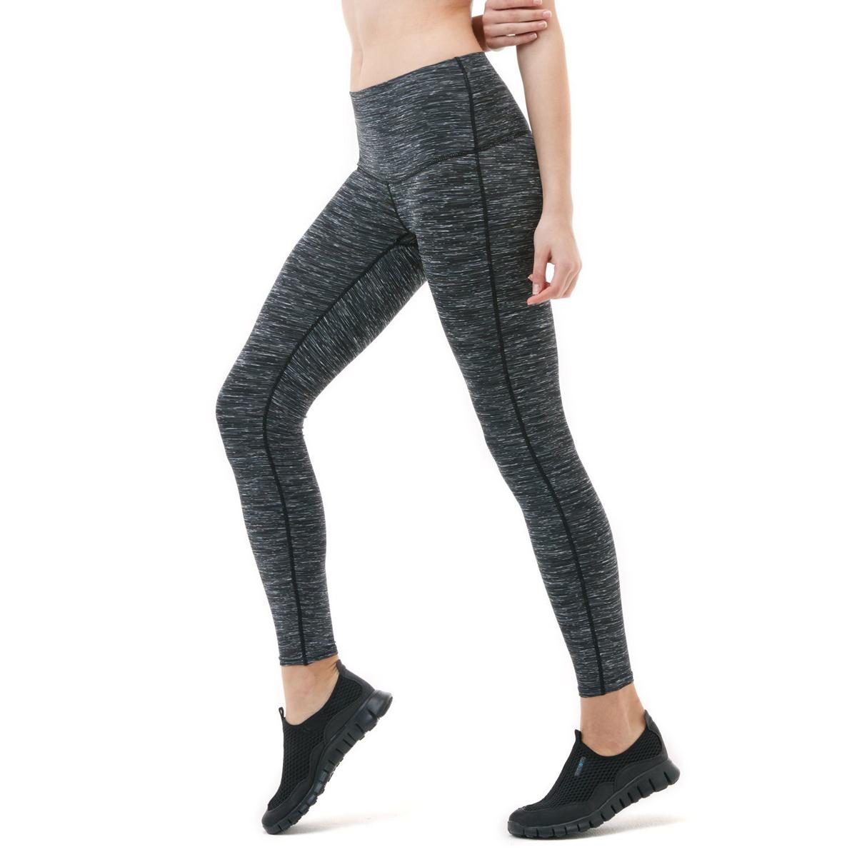 thumbnail 81 - TSLA Tesla FYP42 Women's High-Waisted Ultra-Stretch Tummy Control Yoga Pants
