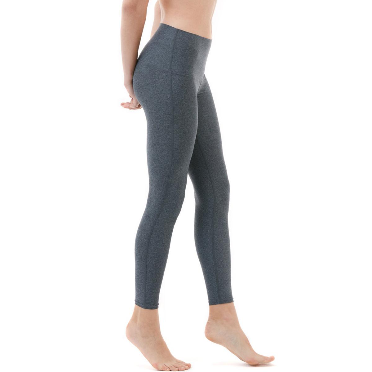 thumbnail 8 - TSLA Tesla FYP42 Women's High-Waisted Ultra-Stretch Tummy Control Yoga Pants