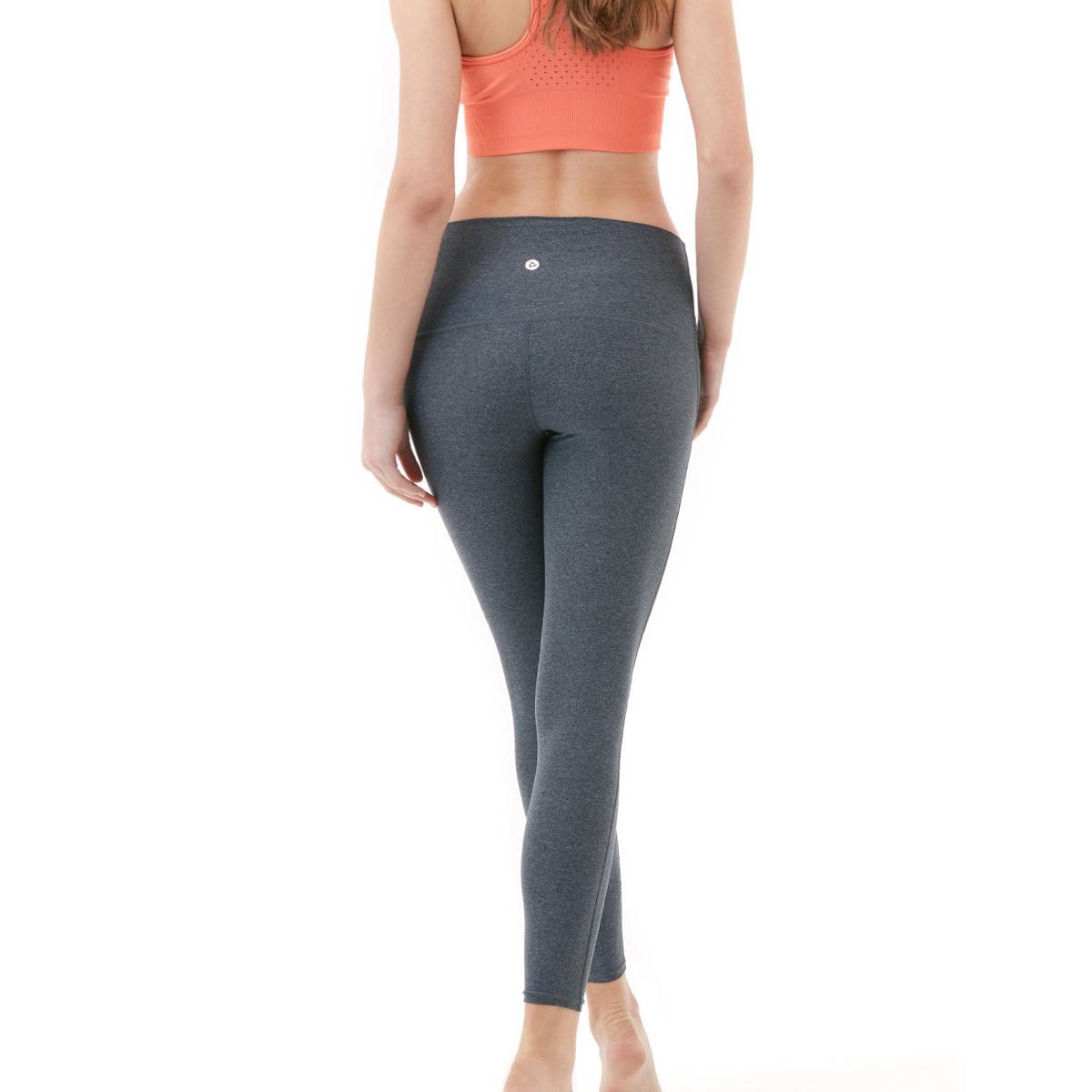 thumbnail 10 - TSLA Tesla FYP42 Women's High-Waisted Ultra-Stretch Tummy Control Yoga Pants