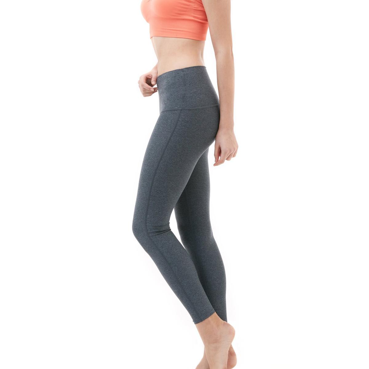 thumbnail 11 - TSLA Tesla FYP42 Women's High-Waisted Ultra-Stretch Tummy Control Yoga Pants