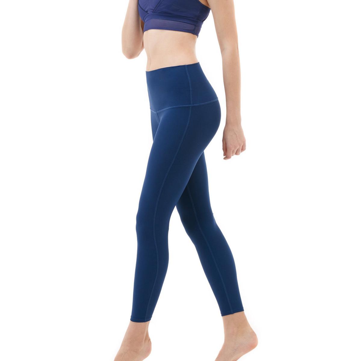 thumbnail 45 - TSLA Tesla FYP42 Women's High-Waisted Ultra-Stretch Tummy Control Yoga Pants