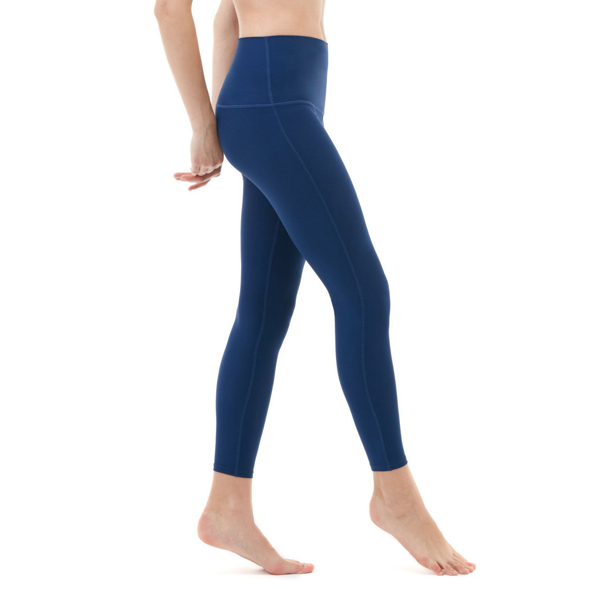 thumbnail 46 - TSLA Tesla FYP42 Women's High-Waisted Ultra-Stretch Tummy Control Yoga Pants