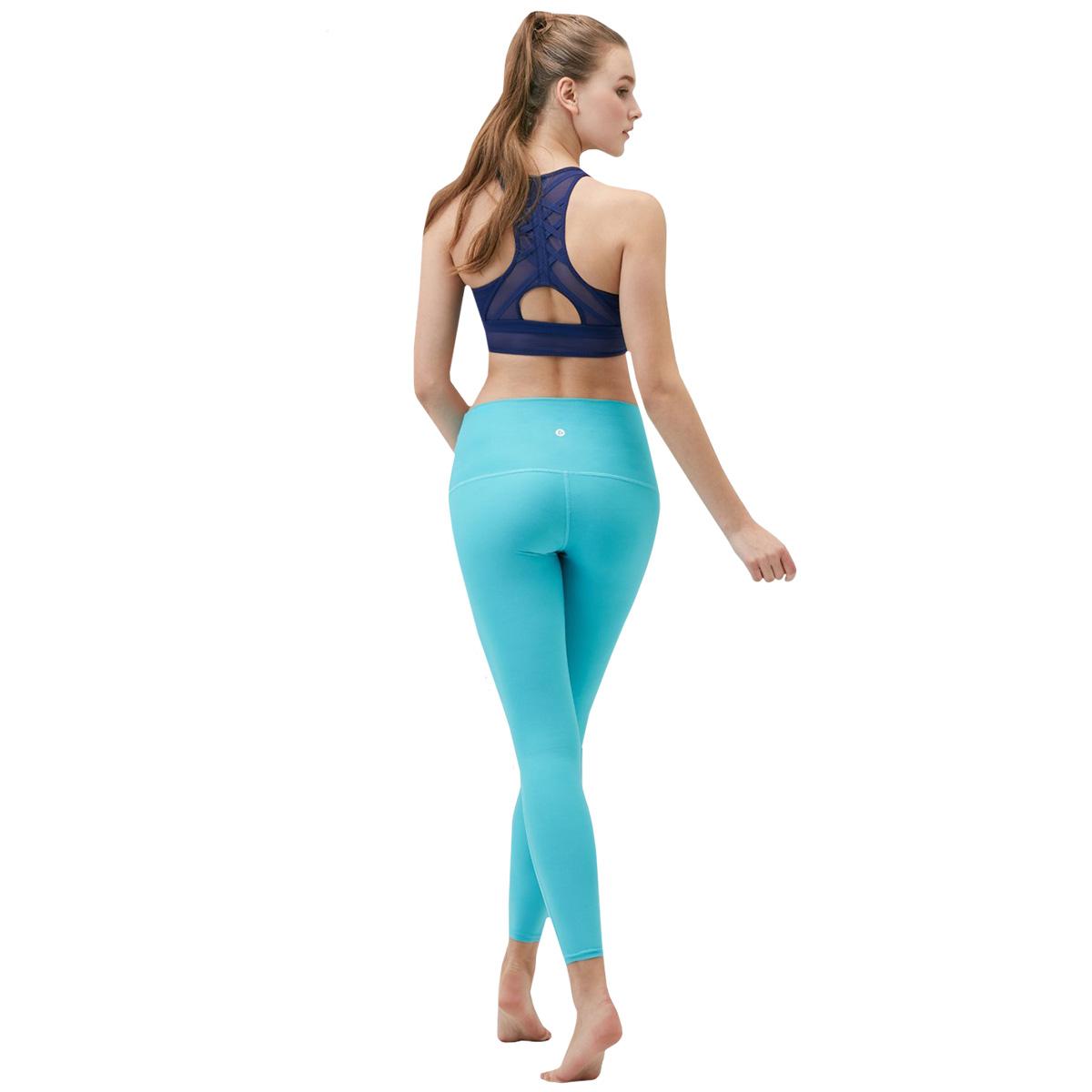 thumbnail 5 - TSLA Tesla FYP42 Women's High-Waisted Ultra-Stretch Tummy Control Yoga Pants