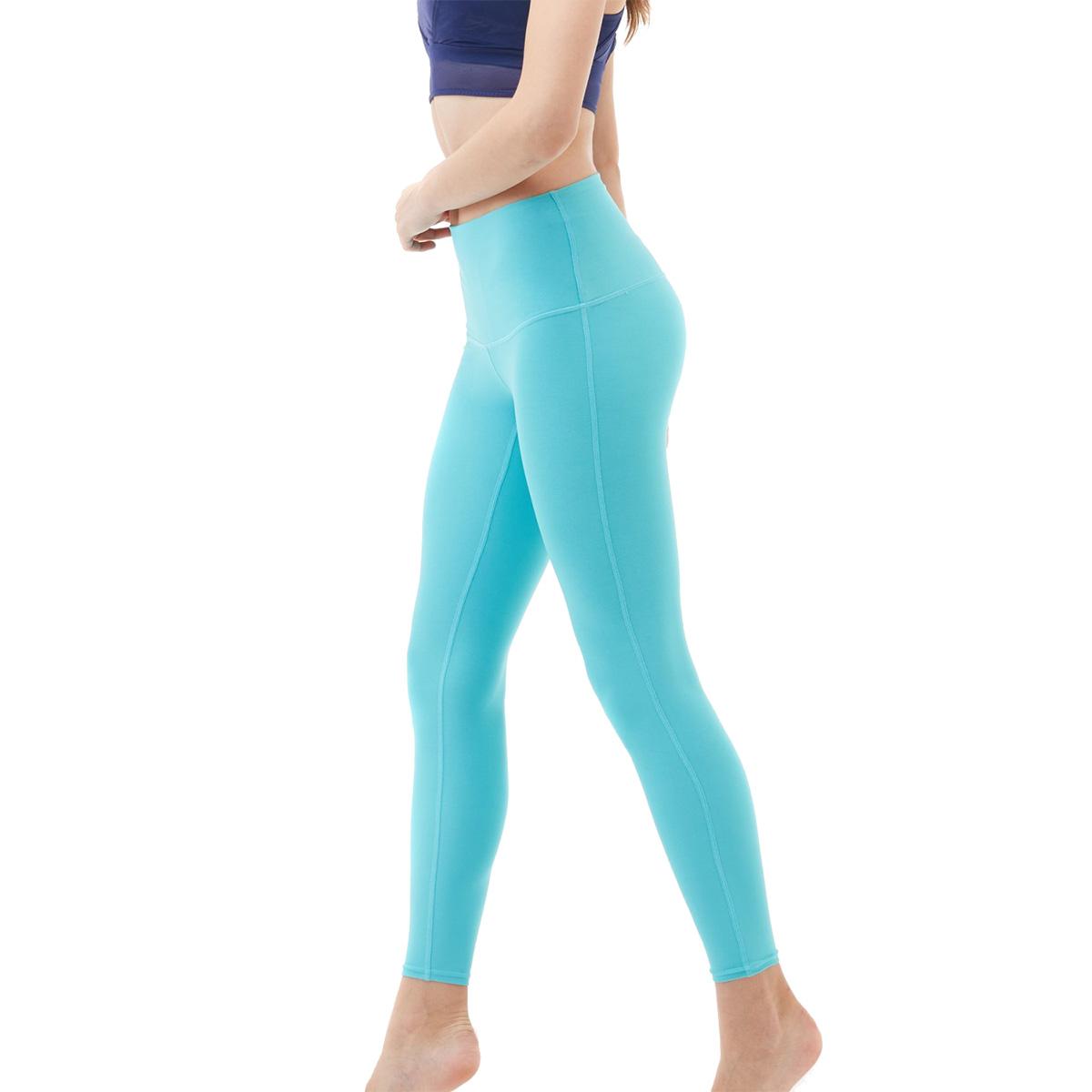 thumbnail 7 - TSLA Tesla FYP42 Women's High-Waisted Ultra-Stretch Tummy Control Yoga Pants