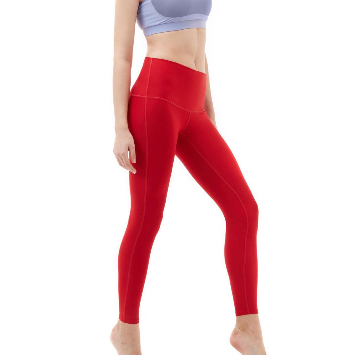 thumbnail 62 - TSLA Tesla FYP42 Women's High-Waisted Ultra-Stretch Tummy Control Yoga Pants