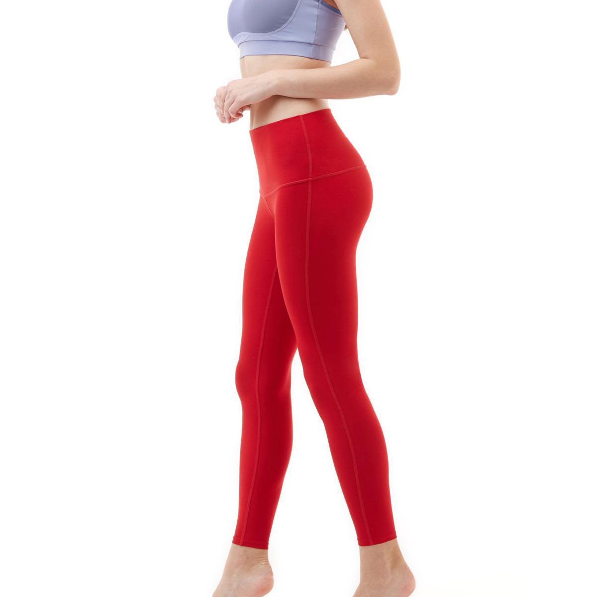 thumbnail 64 - TSLA Tesla FYP42 Women's High-Waisted Ultra-Stretch Tummy Control Yoga Pants