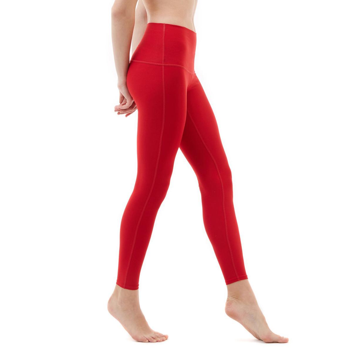 thumbnail 65 - TSLA Tesla FYP42 Women's High-Waisted Ultra-Stretch Tummy Control Yoga Pants
