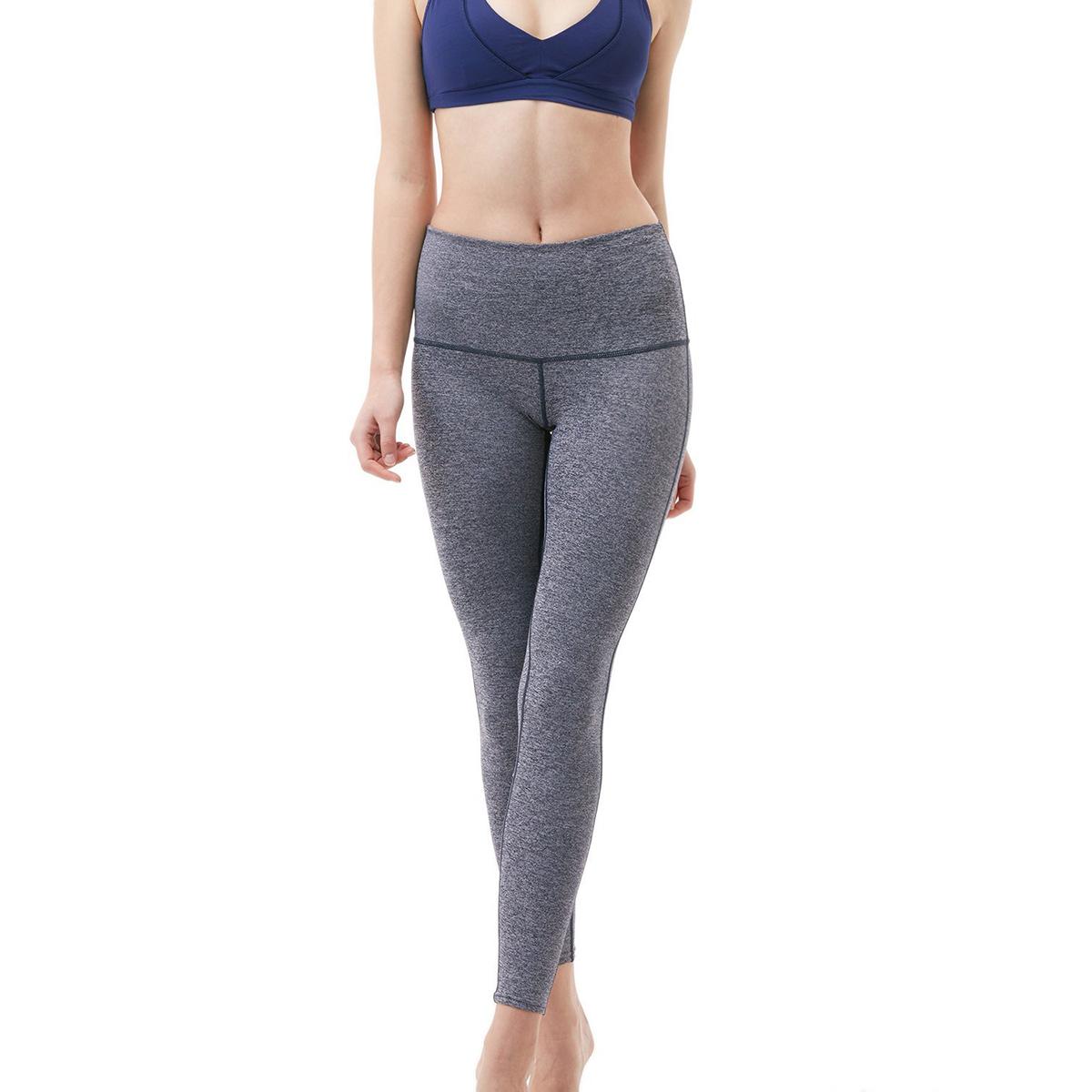 thumbnail 84 - TSLA Tesla FYP42 Women's High-Waisted Ultra-Stretch Tummy Control Yoga Pants