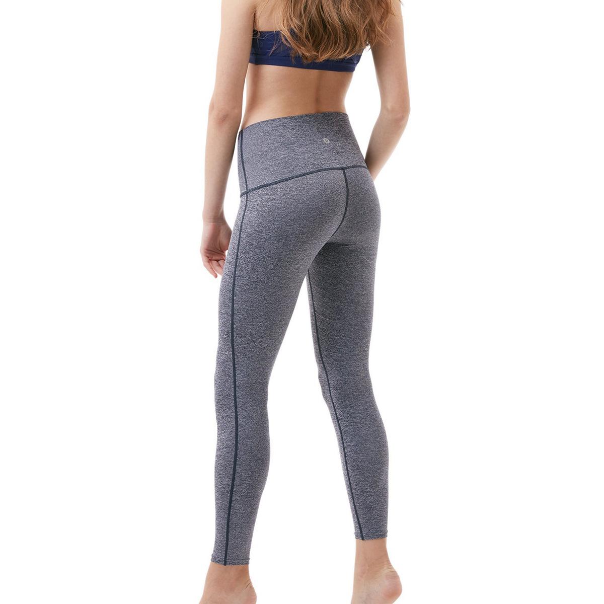 thumbnail 87 - TSLA Tesla FYP42 Women's High-Waisted Ultra-Stretch Tummy Control Yoga Pants