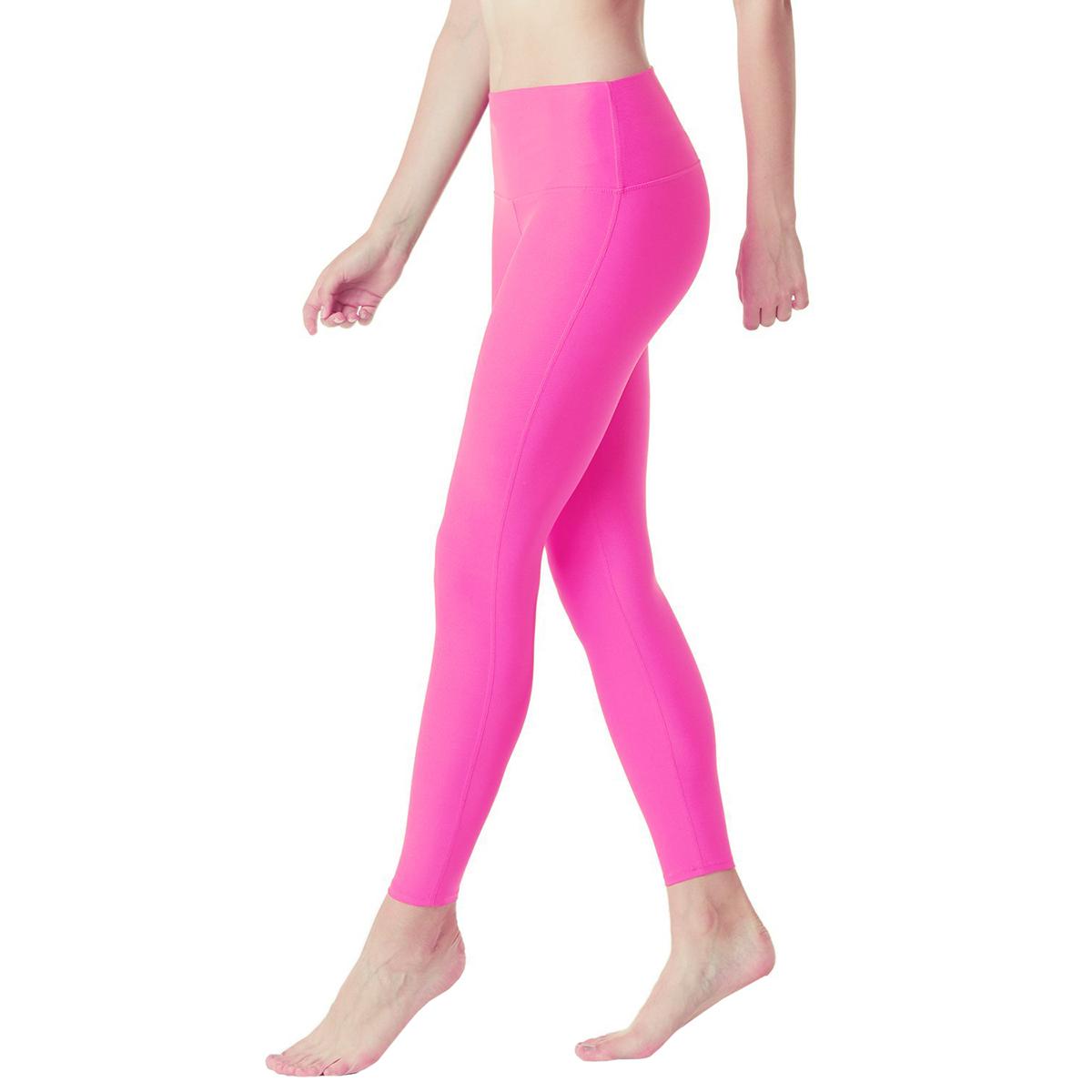 thumbnail 48 - TSLA Tesla FYP42 Women's High-Waisted Ultra-Stretch Tummy Control Yoga Pants