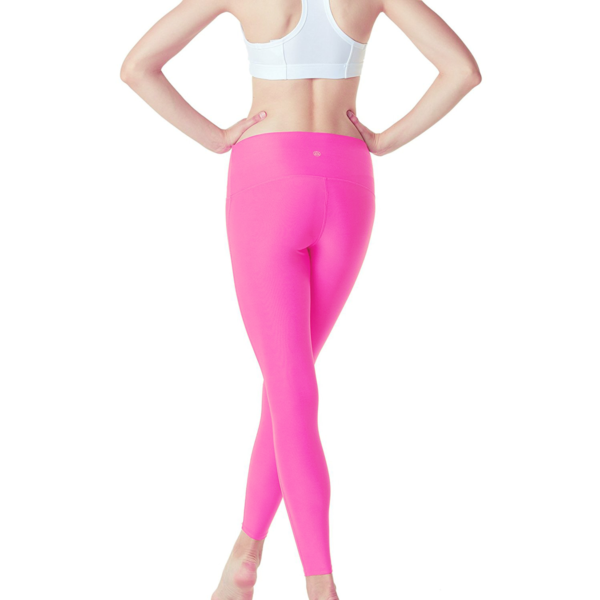 thumbnail 50 - TSLA Tesla FYP42 Women's High-Waisted Ultra-Stretch Tummy Control Yoga Pants
